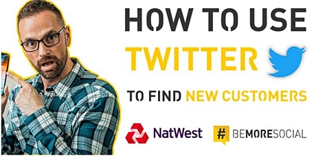 How to Use Twitter to Find New Customers tickets