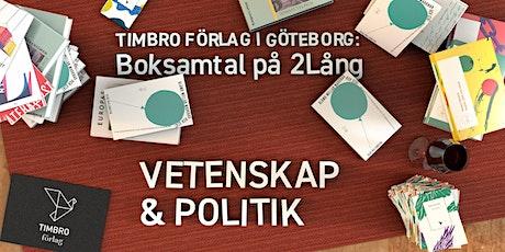 Boksamtal i Göteborg: Kampen om kunskapen biljetter