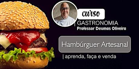 Hambúrguer Artesanal ingressos