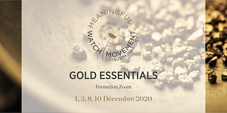 Gold Essentials - Formation zoom billets