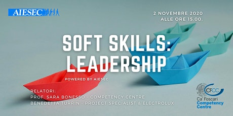 Soft Skills - Leadership powered by AIESEC biglietti
