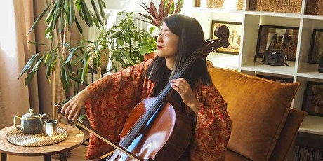 FREE Live Chakra Cleansing with Deep Ambient Cello | Online tickets