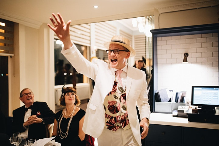 Murder on the Nile: Murder Mystery evening at The Greenbank image