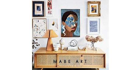 MABE ART Geneva billets