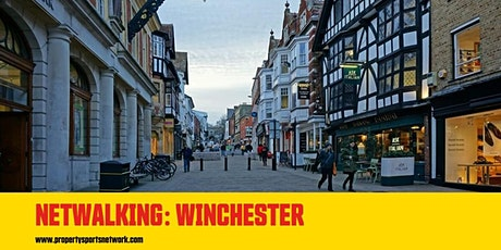 NETWALKING WINCHESTER: Property & Construction networking in aid of LandAid tickets