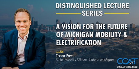 CCAT Distinguished Lecture Series with Trevor Pawl tickets