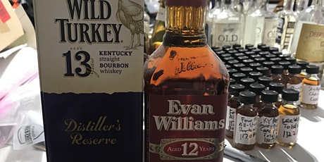 Try it Series - Japanese Exports: Wild Turkey 13 & Evan Williams 12 tickets