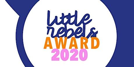 The Little Rebels Children's Book Award Ceremony 2020 tickets