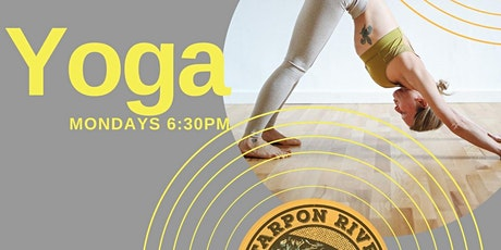 Yoga at Tarpon River Brewing tickets