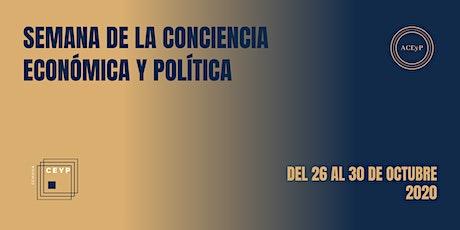 Semana de la Conciencia Económica y Política entradas