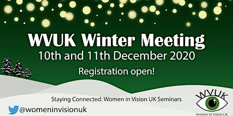 Women in Vision UK Winter Meeting tickets