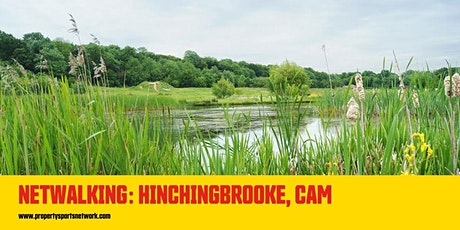 NETWALKING HINCHINGBROOKE: Property & Construction in aid of LandAid tickets