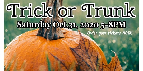 Trick or Trunk 2020 tickets