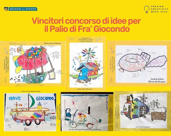 Immagine Palio di Fra' Giocondo:  la gara di veicoli progettati dai bambini