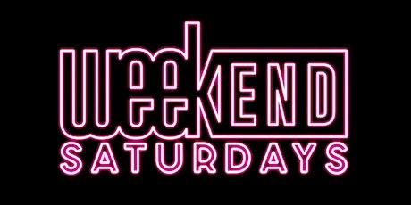 #WEEKENDSATURDAYS  - OCT. 31, 2020 - HOTTIE HALLOWEEN! tickets