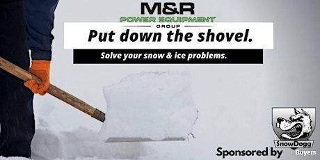 M&R Annual Snow Show tickets