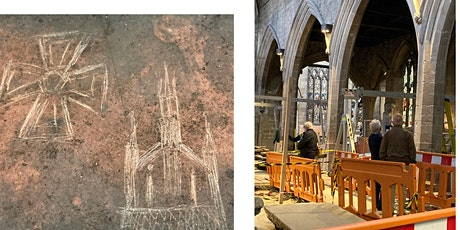Newcastle Cathedral- The Big Draw- A Sneak Peek and Etch and Sketch tickets