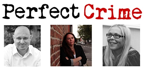 Crime Fighters to Crime Writers:  M. W. Craven, Caz Finlay, Noelle Holten tickets