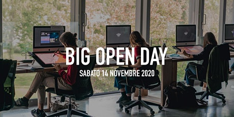 Big Open Day Novembre 2020 tickets