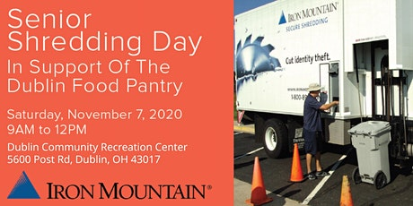 Senior Shredding Day: In Support of Dublin Food Pantry tickets