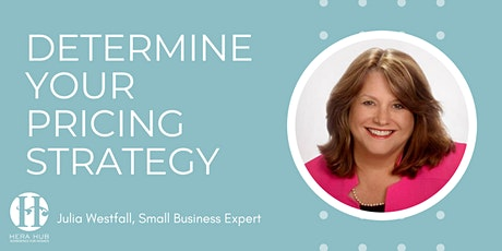 Determine Your Pricing Strategy Tickets