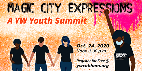 Magic City Expressions: A YW Youth Summit tickets