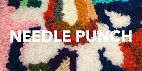 Needle Punch Workshop (Beginners) tickets