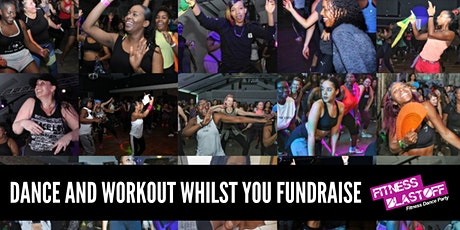 Dance Fitness Zoom Fundraiser Day Event tickets