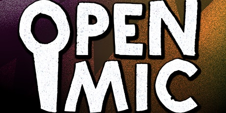 Open Mic Night Escape West (closed until December 4th) tickets