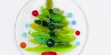 Children's fused glass Christmas workshop tickets
