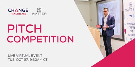 Change Healthcare Pitch Competition tickets