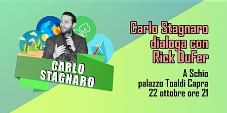 Carlo Stagnaro dialoga con Rick DuFer tickets