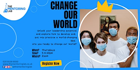 Change Our World tickets