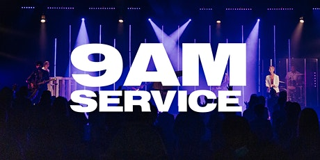 9AM Service - Sunday, October 25th tickets