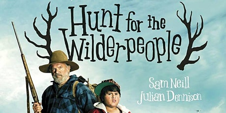 Drive in Cinema - Bamford Garden Centre - Hunt For The Wilderpeople (9pm) tickets
