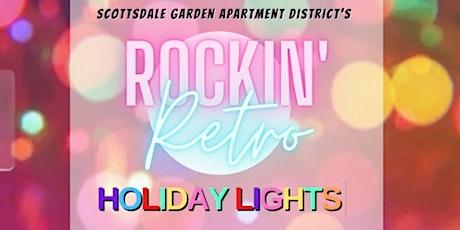 Rockin' Retro Holiday Lights tickets