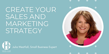 Create Your Marketing and Sales Strategy tickets