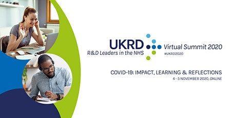 UKRD Virtual Summit 2020 - Registration tickets