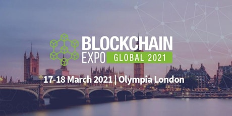 Blockchain Expo Global 2021 tickets