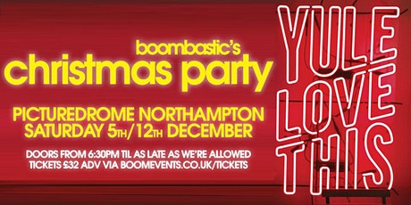 Boombastic's Christmas Party tickets