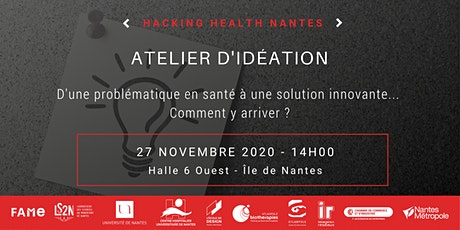 Atelier d'idéation Hacking Health #2 tickets
