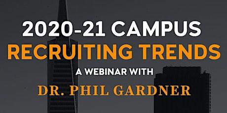 2020 Campus Recruiting Trends Seminar (w/ Dr. Phil Gardner) tickets