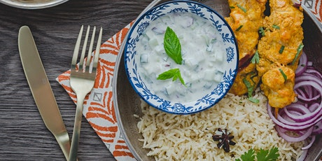 Atelier cuisine indienne billets
