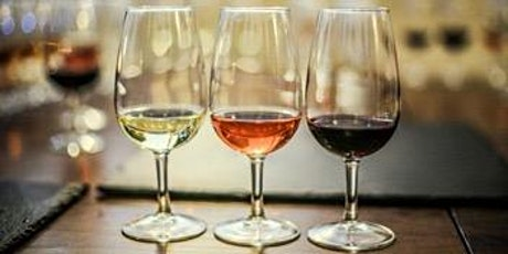 SOLD OUT 2020 Fall Wine Tasting Session #1 (1:00 pm-2:30 pm) tickets
