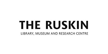 Ruskin Live with Martha Sprackland tickets