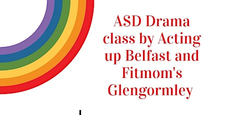 ASD Drama class ages 3-6 tickets