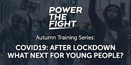 POWER THE FIGHT: Trauma & Lockdown Workshop  with Dr Zeyana Ramadhan tickets