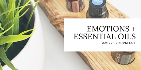 Emotions + Essential Oils tickets