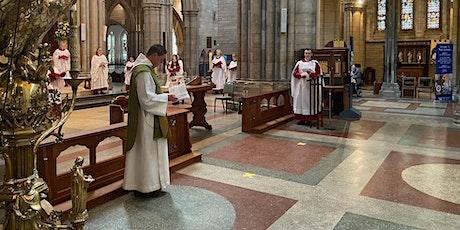 Sunday Sung Eucharist 10am,  1st November tickets