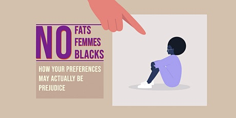 No Fats, No Femmes, No Blacks tickets